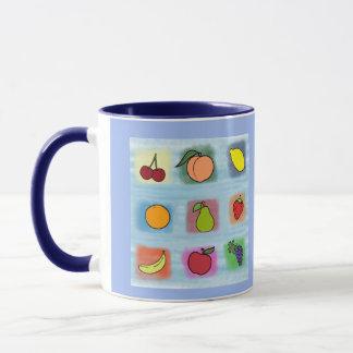 Sorpresa de la fruta taza