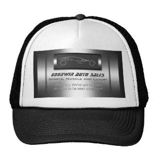 Sorteo de las ventas autos - falso metal, auto de gorras de camionero