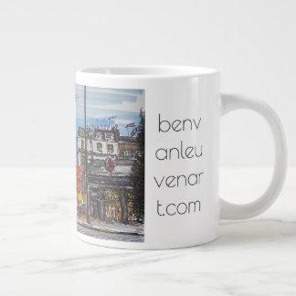 South Kensington Mug Taza De Café Grande