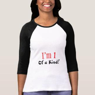 Soy 1 de una clase camiseta