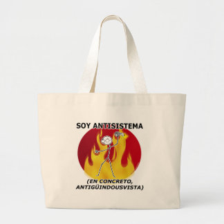 Soy antisistema... bolsas