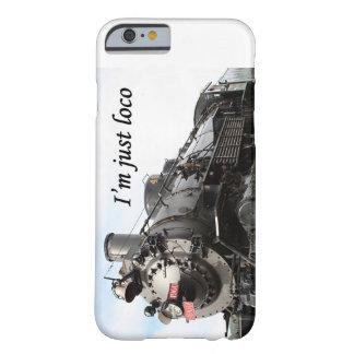 Soy apenas el caso 1 del iPhone 6 del loco Funda Para iPhone 6 Barely There