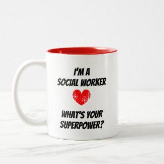 Soy asistente social. Cuál es su taza de la