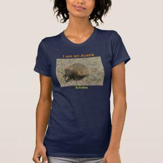 Soy Aussie, Echidna Camiseta