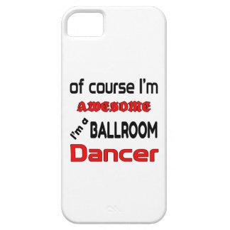Soy bailarín del salón de baile iPhone 5 Case-Mate protector