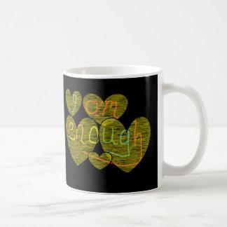Soy bastante taza de café