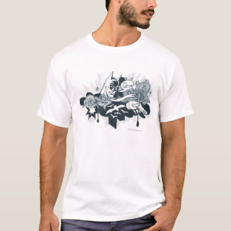 Soy Batman - regaliz Camiseta