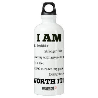 SOY botella de agua de SIGG