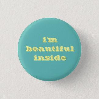 soy botón interior hermoso