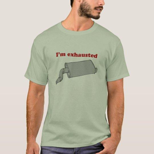 Soy camiseta agotada