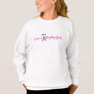 """""""Soy camiseta de Crewneck del chica de HIP HOP"""""""