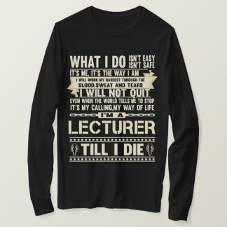 Camiseta Soy CONFERENCIANTE. Camiseta del regalo