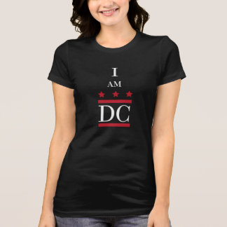 Soy DC Camisetas