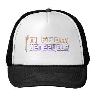 Soy de Venezuela Gorras De Camionero