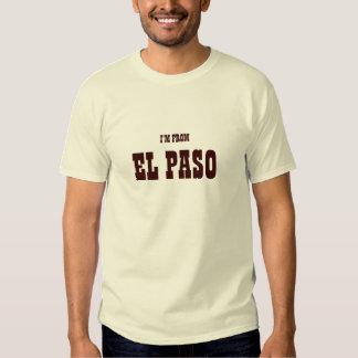 Soy DEL PASO Camisetas
