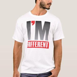 Soy diferente camiseta