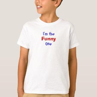 Soy, divertido, uno camiseta