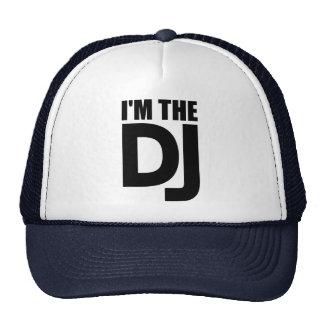 Soy DJ Gorro De Camionero