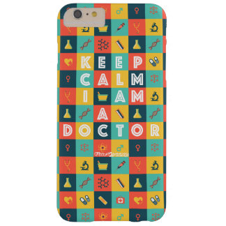 SOY DOCTOR (retro) Funda De iPhone 6 Plus Barely There