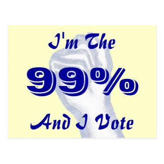 Soy el 99% postal