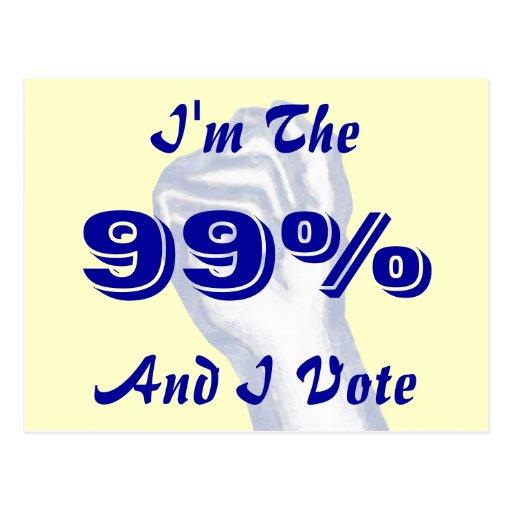 Soy el 99% postales