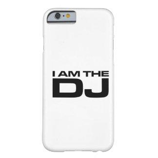 Soy el caso del iPhone 6 de DJ Funda Para iPhone 6 Barely There
