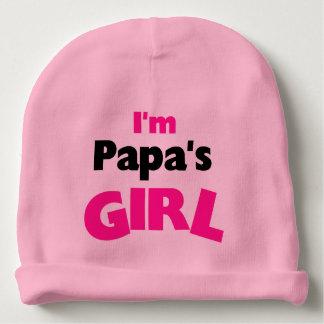 Soy el chica de la papá gorrito para bebe