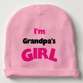 Soy el chica del abuelo gorrito para bebe