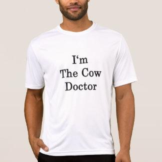 Soy el doctor de la vaca camiseta