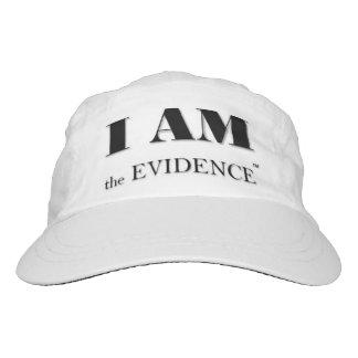 SOY el gorra del funcionamiento de las pruebas