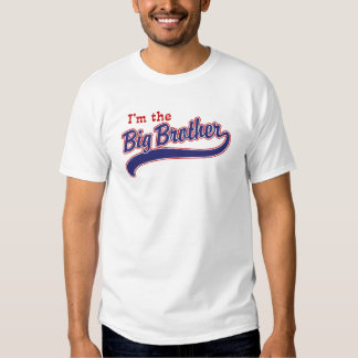 Soy el hermano mayor camiseta