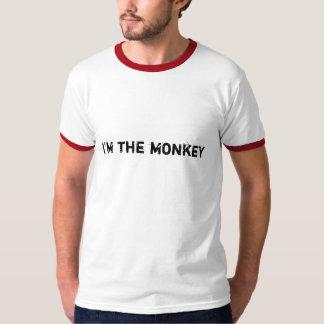 Soy el mono camiseta