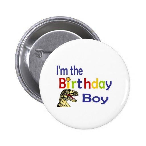 Soy el muchacho del cumpleaños pin