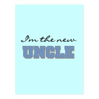 Soy el nuevo tío Tshirts y regalos Postal