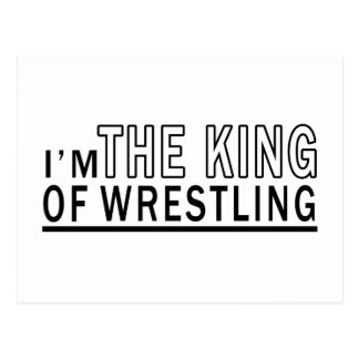 Soy el rey Of Wrestling