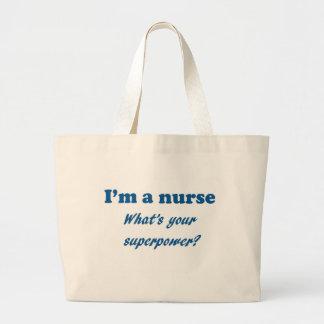 Soy enfermera cuál es su regalo del oficio de bolsas de mano