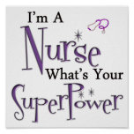 Soy enfermera posters