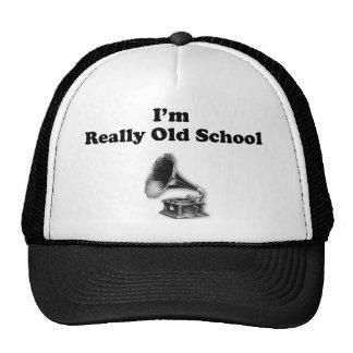 Soy escuela realmente vieja gorras