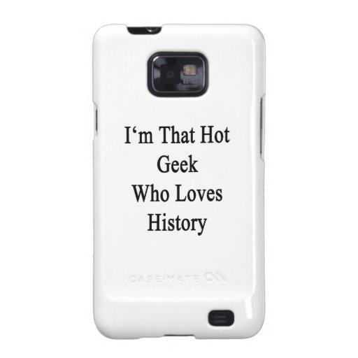 Soy ese friki caliente que ama historia galaxy SII carcasa