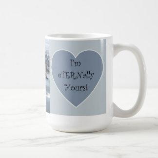 Soy eternamente el suyo taza