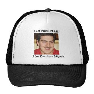 """""""Soy gorra del Allgood de Douglass de la clase pur"""