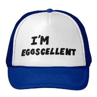 Soy gorra del camionero de Eggscellent