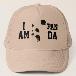 SOY gorra del camionero de la PANDA