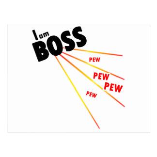 Soy jefe postal