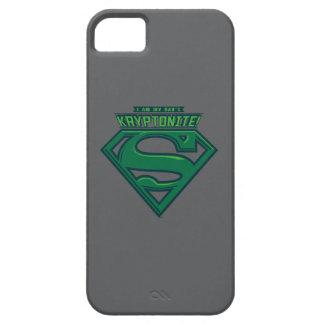 Soy Kryptonite de mi papá iPhone 5 Case-Mate Cárcasa