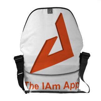 Soy la bolsa de mensajero