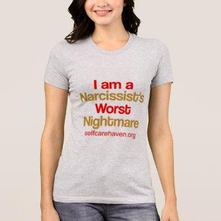Soy la camisa peor de la pesadilla de un
