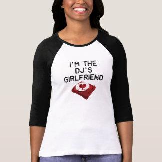 Soy la camiseta de la novia De DJ