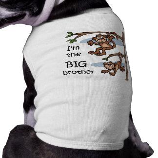 Soy la camiseta del perro de hermano mayor