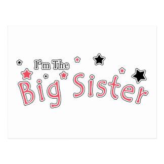 Soy la hermana grande postal
